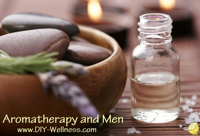 Aromatherapy and Men