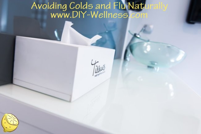 Avoiding Colds and Flu Naturally