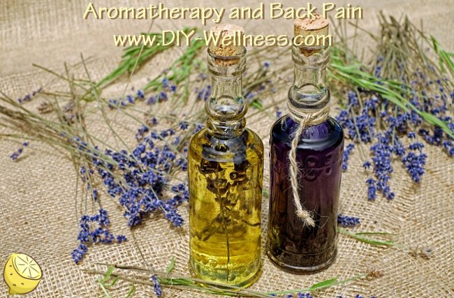 Aromatherapy and Back Pain