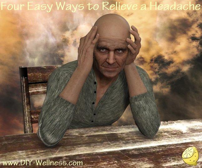 Four Easy Ways to Relieve Headache