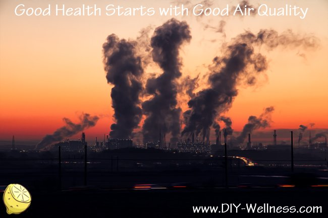 Good Health Starts with Good Air Quality