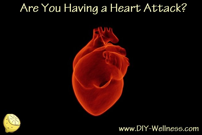 Are You Having a Heart Attack?