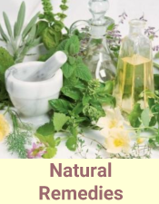 Natural Remedies - DIY Wellness - Living Healthy Today - Creating Healthy Tomorrows!